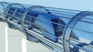 Hyperloop in Mexico