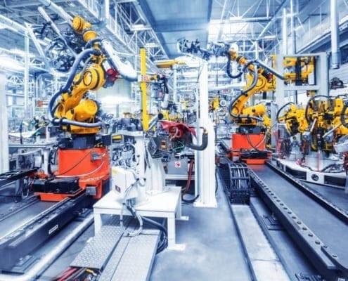 Relevante Industrien für deutsche Unternehmen in Mexiko