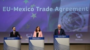 New trade agreement between the EU and Mexico