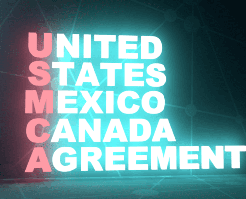 Free trade agreement USMCA