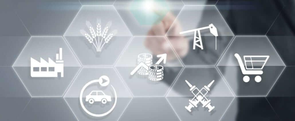 Entwicklung der Wirtschaftsstruktur in Mexiko